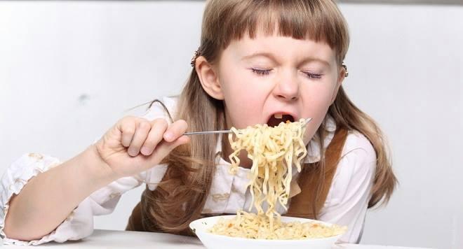 10 erros na educação alimentar das crianças