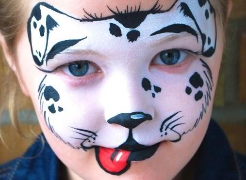 25 ideias para maquiar seu filho no Carnaval