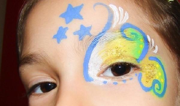 Copa do Mundo: pintura artística para fazer nas meninas