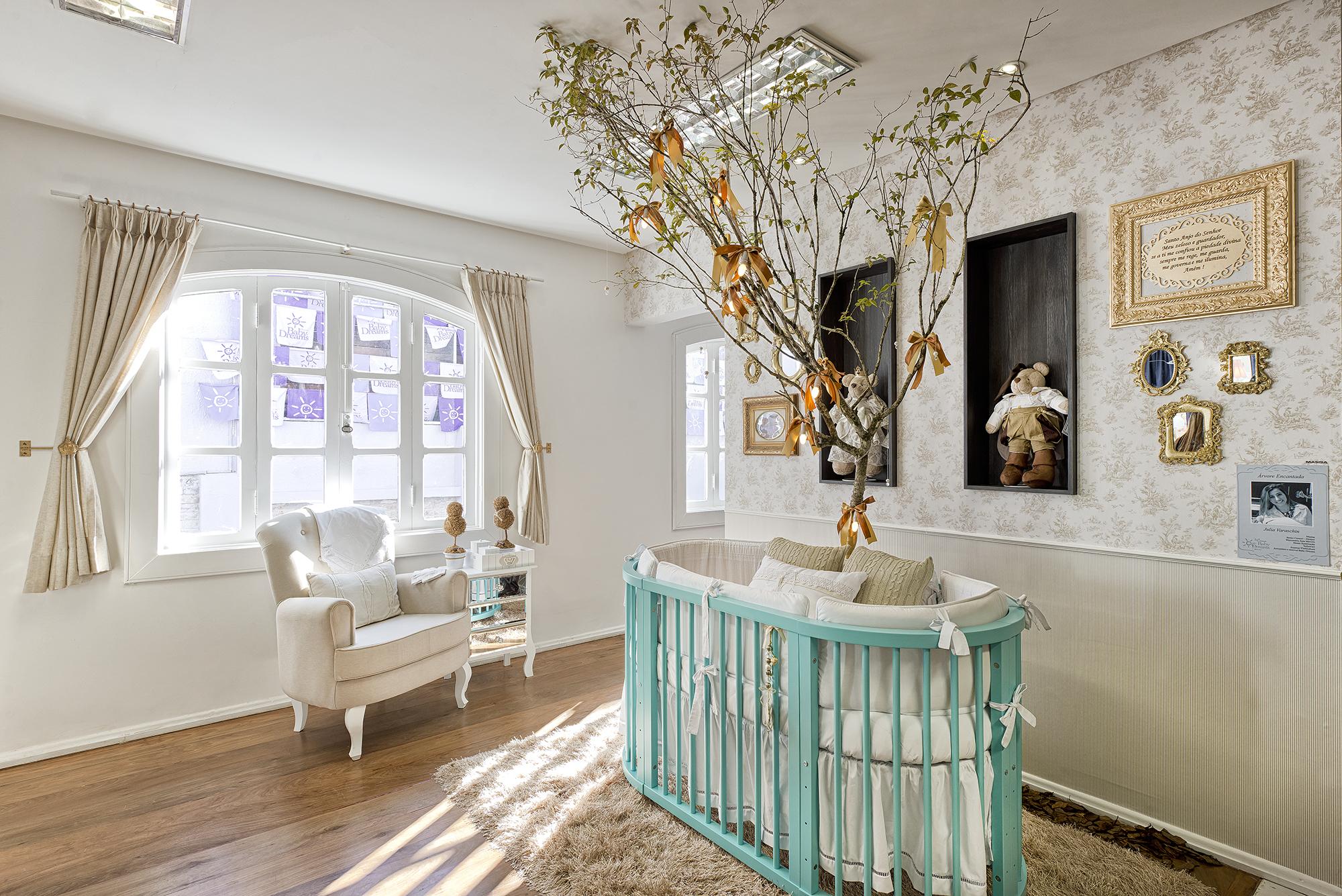 7 ideias para montar quarto de bebê para menino e unissex  ~ Quarto Planejado Unissex