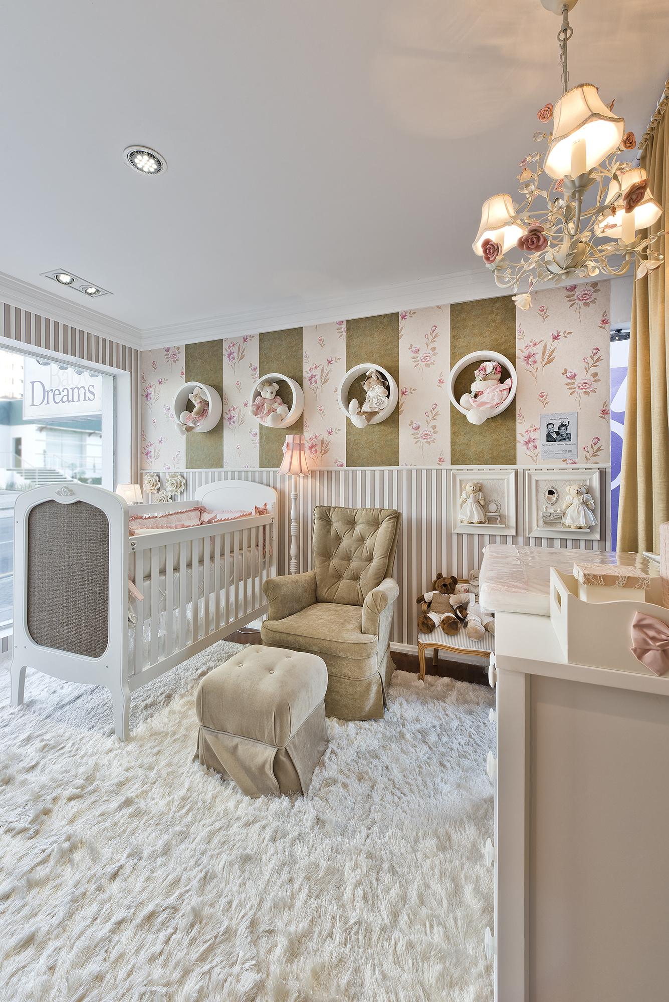 Ideias Para Montar Um Quarto De Bebe ~ ideias para montar quarto de beb? para menina  Mam?e Pr?tica