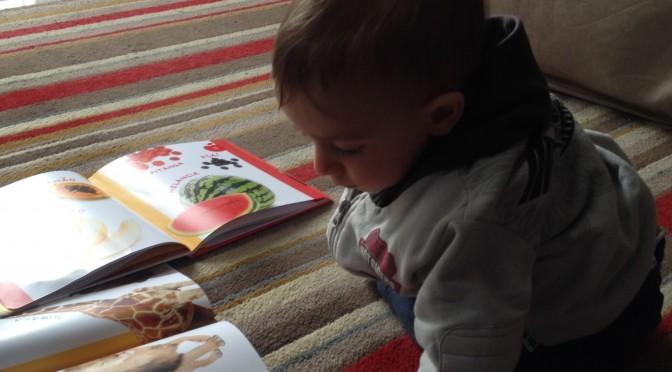 Como ler para o bebê