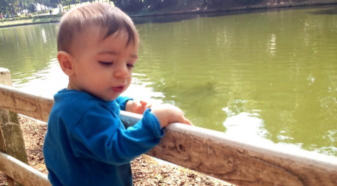 Serginho, filho da Mamãe Prática Fabi, aos 10 meses: aprendendo a andar, falar e descobrindo o mundo