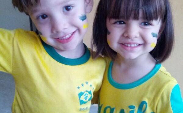 Galeria de Fotos dos Torcedores mais Fofos do Brasil