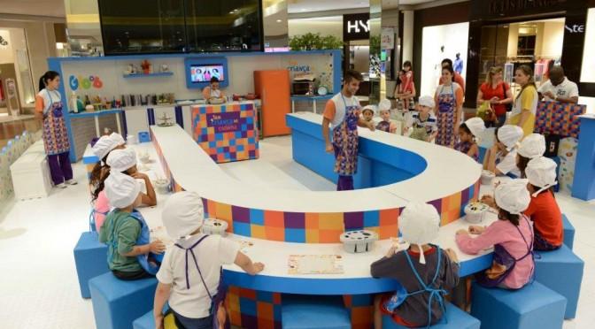 Férias de julho nos shoppings de São Paulo