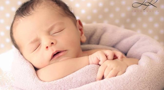 Cuidados com a higiene do bebê