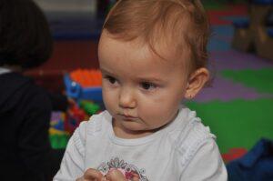 A aniversariante Rafaella