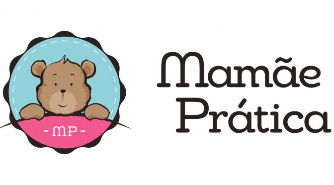 Mamãe Prática tem nova logomarca!