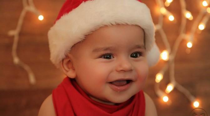 Feliz Natal do blog Mamãe Prática