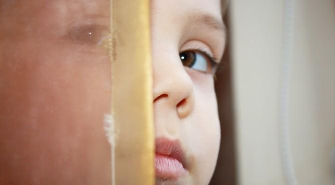 Quando as crianças mordem e batem: como agir
