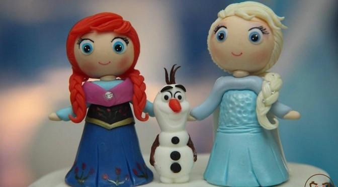 Ideias para festa no tema Frozen