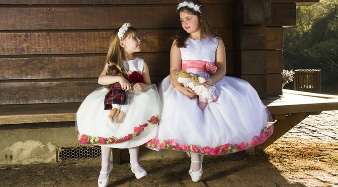 Pozinho Mágico: vestidos lindos para nossas princesas