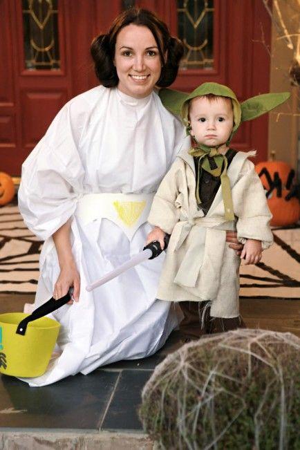 Mamãe de Princesa Lea, filho de Mestre Yoda (foto: Pinterest).