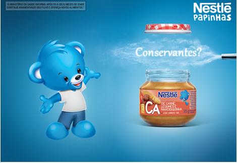 Comendo fora de casa: Papinhas Nestlé – praticidade e variedade
