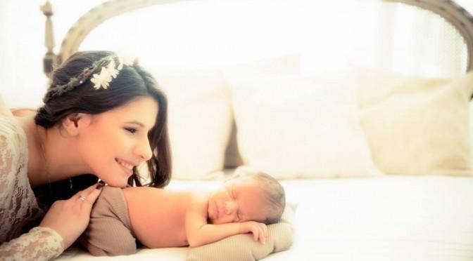 Como estimular a produção do leite materno