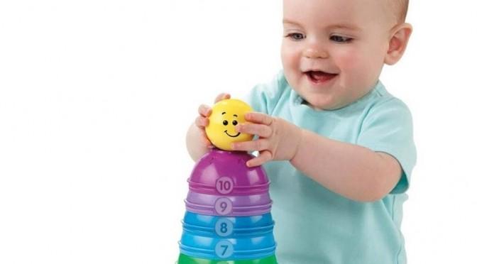 7 dicas de brinquedos para bebês por até 60 reais