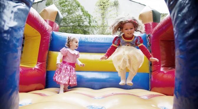 A importância do brincar em cada fase da infância