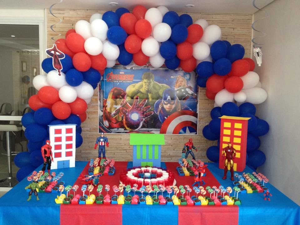 Festa do Homem Aranha