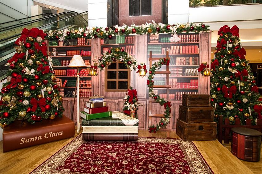 Natal Encantado procura incentivar a leitura