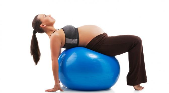 Como cuidar da postura e fortalecer a musculatura na gravidez