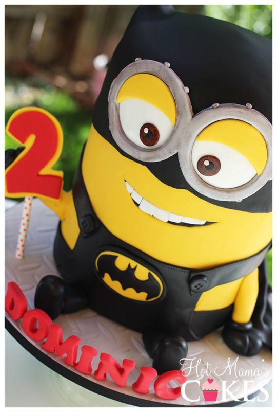 Bolo Minions Batman
