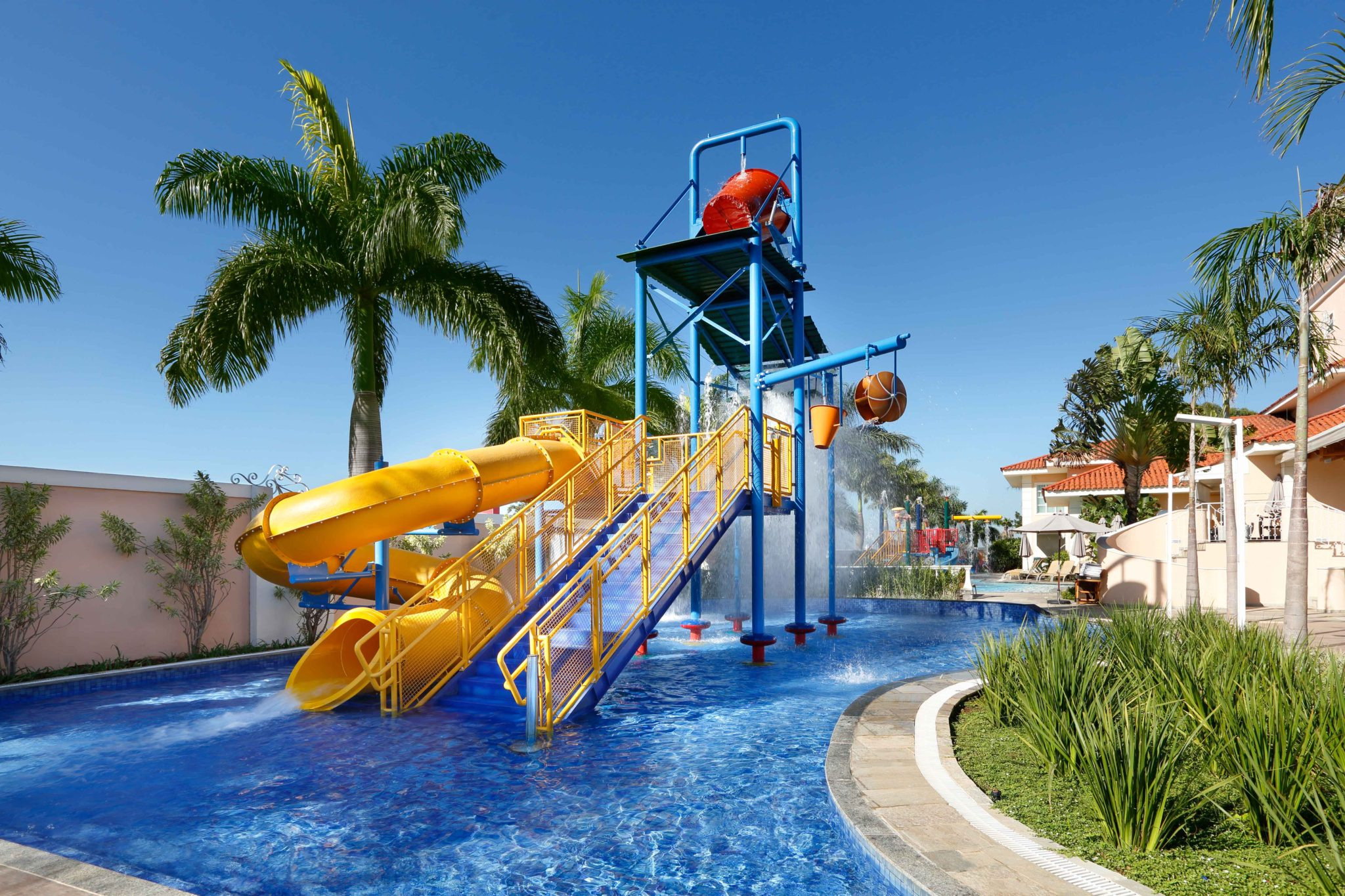 Piscina infantil do Royal Palm Resort