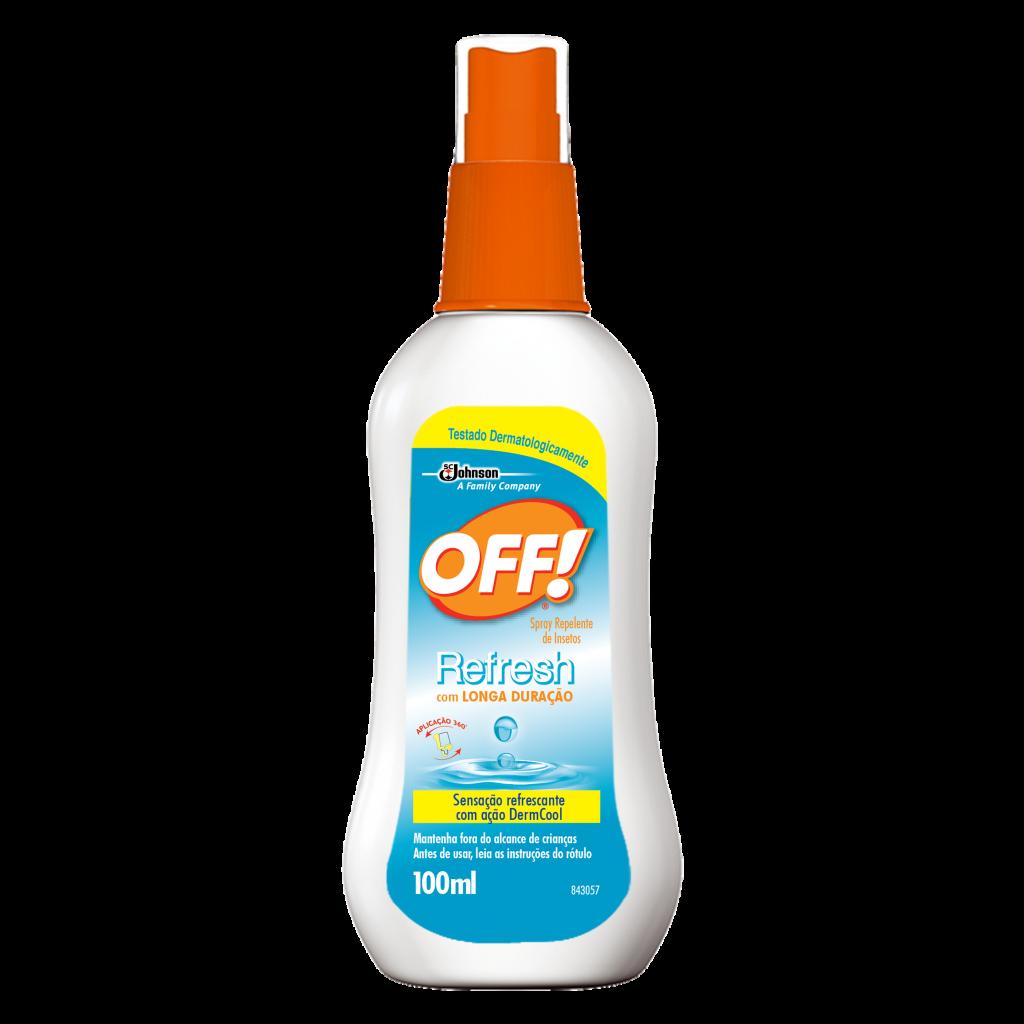 OFF! Refresh Spray