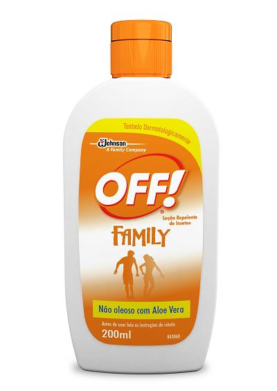 WO 4336_OFF! Family Loção