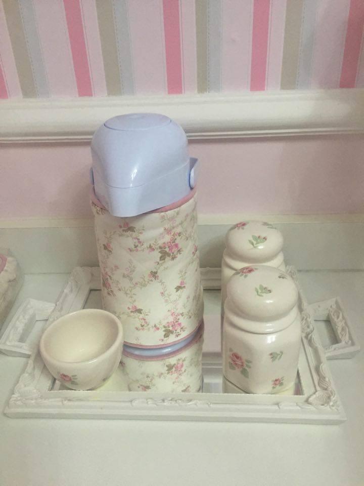 Quarto de bebê provençal da Maria Clara