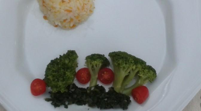 Como oferecer legumes para as crianças