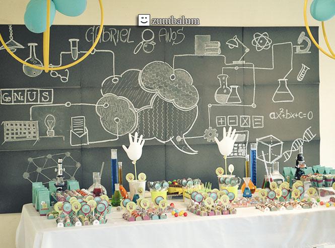 Decoração-festa-Infantil-tema-Cientista-2
