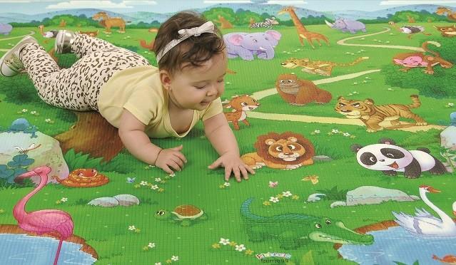 Produtos incríveis para estimular o seu bebê