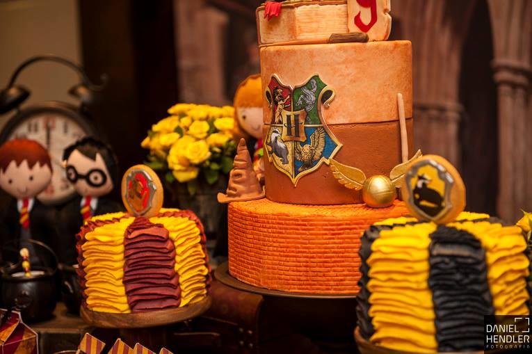 Bolos para Festa Harry Potter