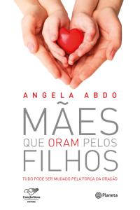Capa do livro Mães que oram pelos filhos