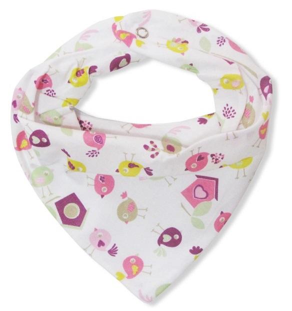 babador de bandana para menina da loja virtual Baboobee