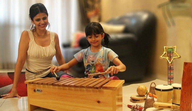 Professora de música fala sobre talento musical