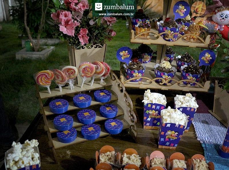 Latinhas mint to be personalizadas no tema festa junina infantil