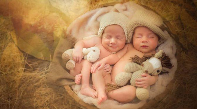 Filhos gêmeos: como educá-los ajudando cada um a criar a sua própria identidade