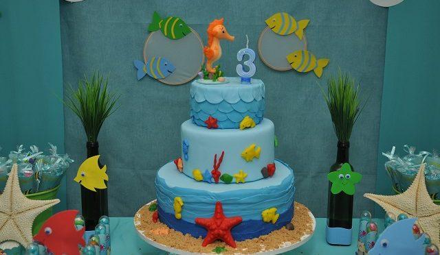 Fundo do mar: festa incrível para te inspirar!