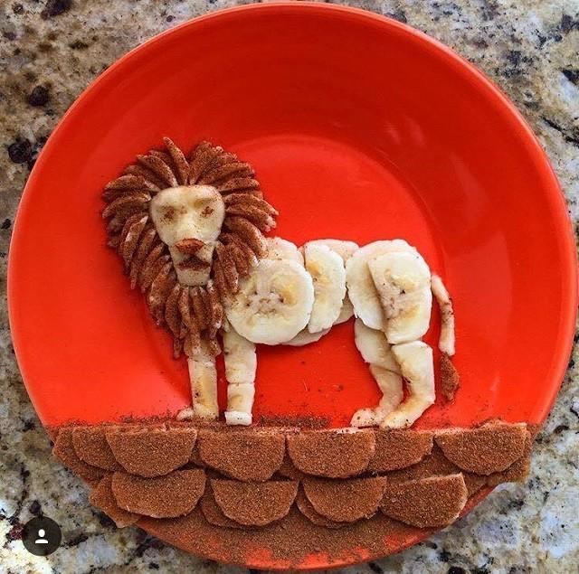 comida criativa