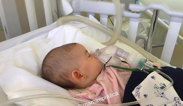 Bronquiolite: pais devem ficar atentos à dificuldade de respirar