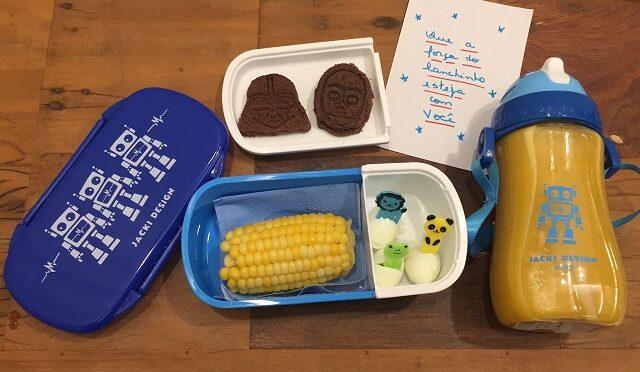 Lanche escolar mais nutritivo faz diferença na saúde infantil