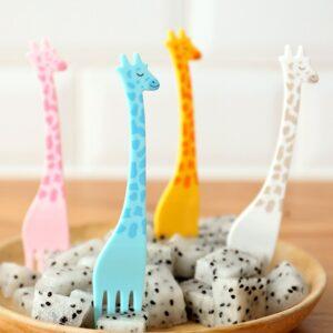 Garfinhos de girafa